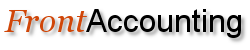 FrontAccounting logo